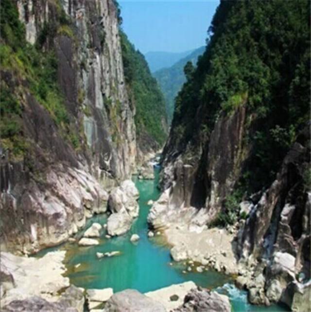 带您探秘福安龙亭峡谷