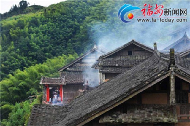 走进闽东唯一的回族村——福安黄儒村