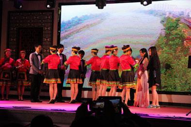 美丽畲乡音乐之声 台湾茱蒂倾情演绎