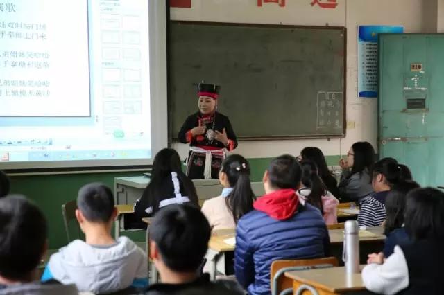 全省高校首个畲族歌言传承班在宁德师院开班